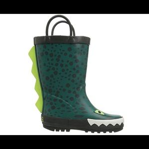 Carter's toddler boy's Rain boot NWOT